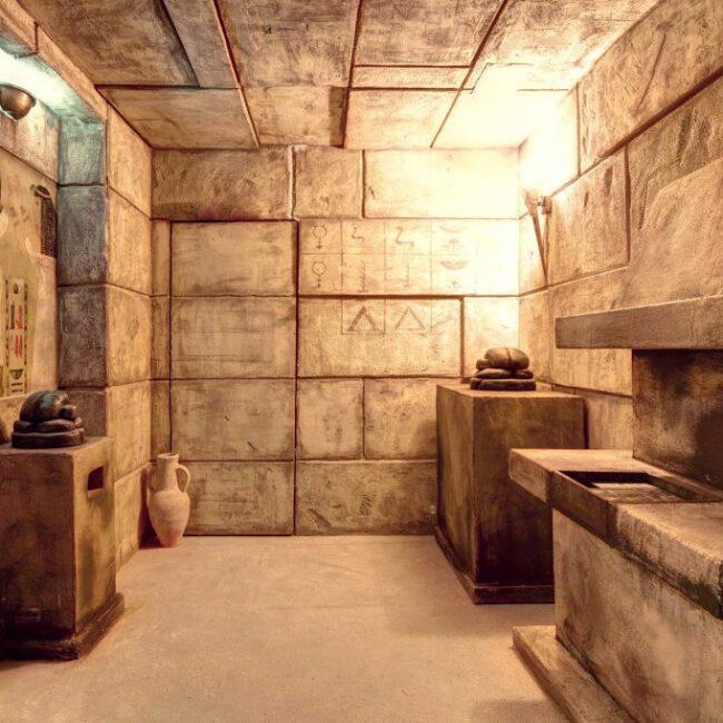 Das Geheimnis der Pharaonen – House of Tales Berlin