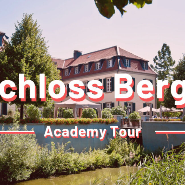 Schloss Berge Gelsenkirchen – Sir Peter Morgan Academy Tour