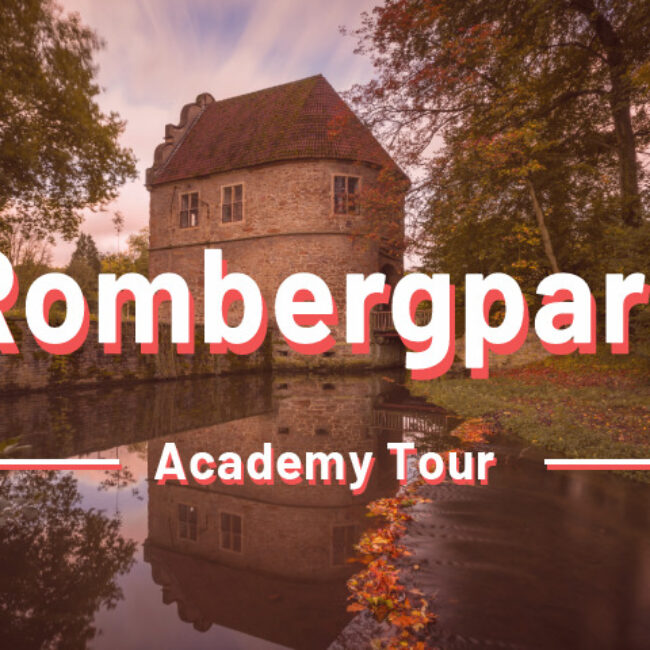 Sir Peter Morgan Rätsel Tour – Rombergpark Dortmund