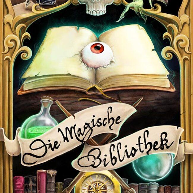 Magische Bibliothek – Team X Köln