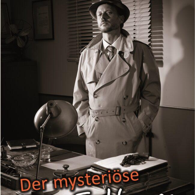 Der mysteriöse Detektiv Dr. Seltsam – Escape Leipzig