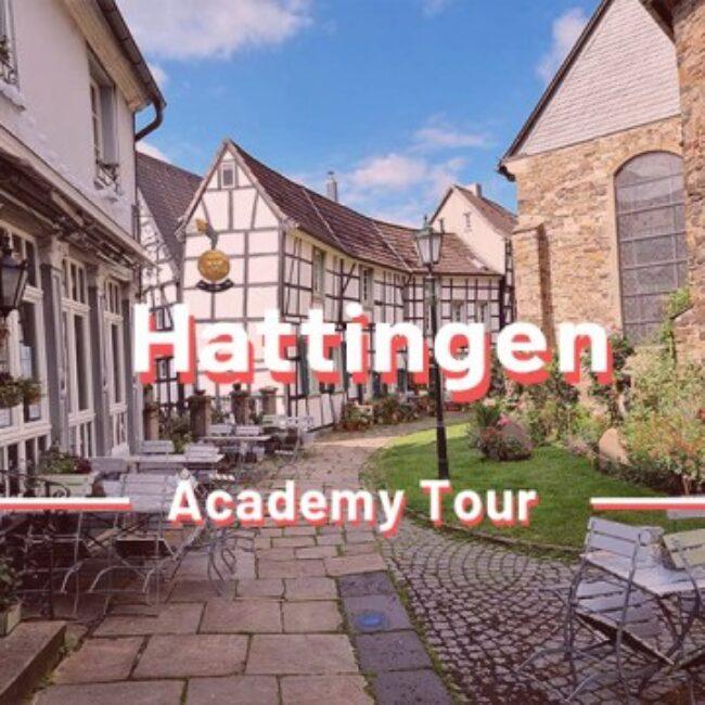 Hattingen Altstadt Rätseltour Sir Peter Morgan