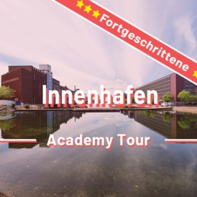 Innenhafen Duisburg – Fortgeschrittene – Rätseltour – Sir Peter Morgan
