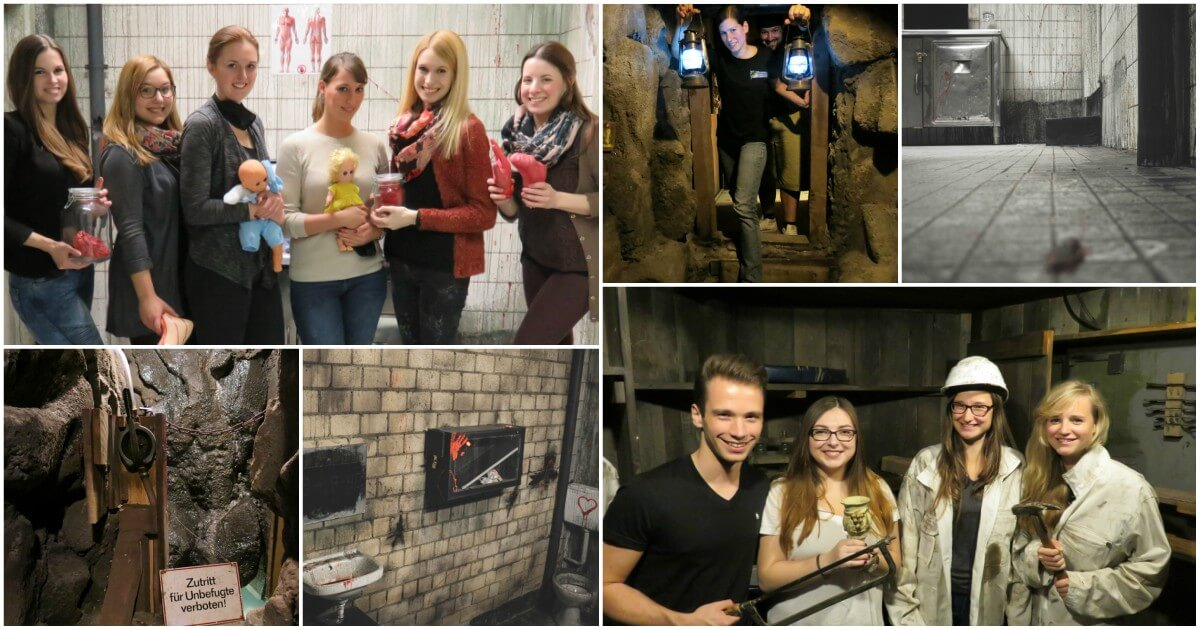 Escape Room Deutschland