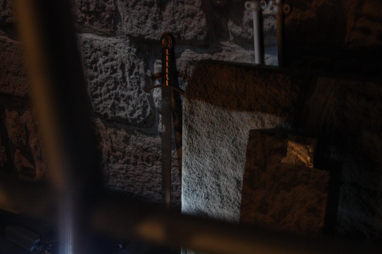 Die verborgene Gruft - Clever-Escape Kleve