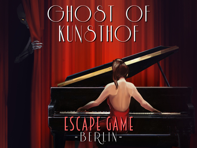 Ghost of KunstHof - Escapegame Berlin