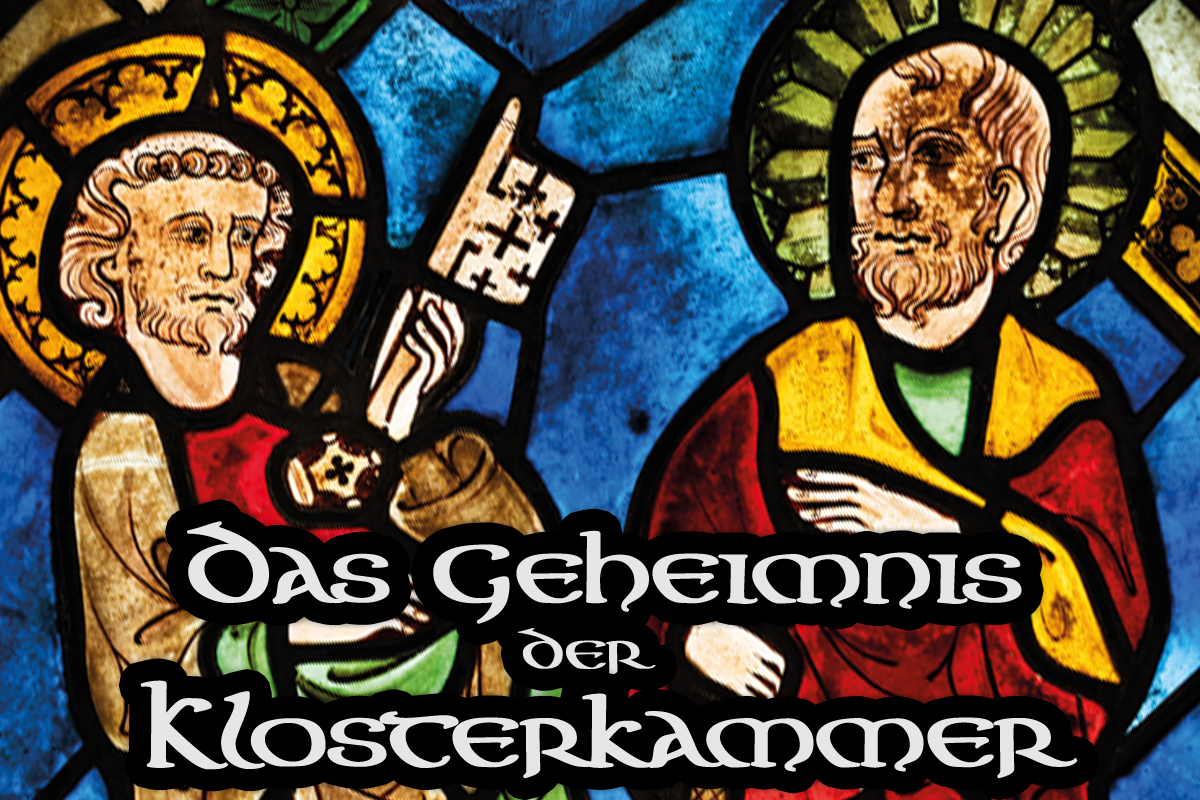 DAS GEHEIMNIS DER KLOSTERKAMMER - Escape Landesmuseum Hannover