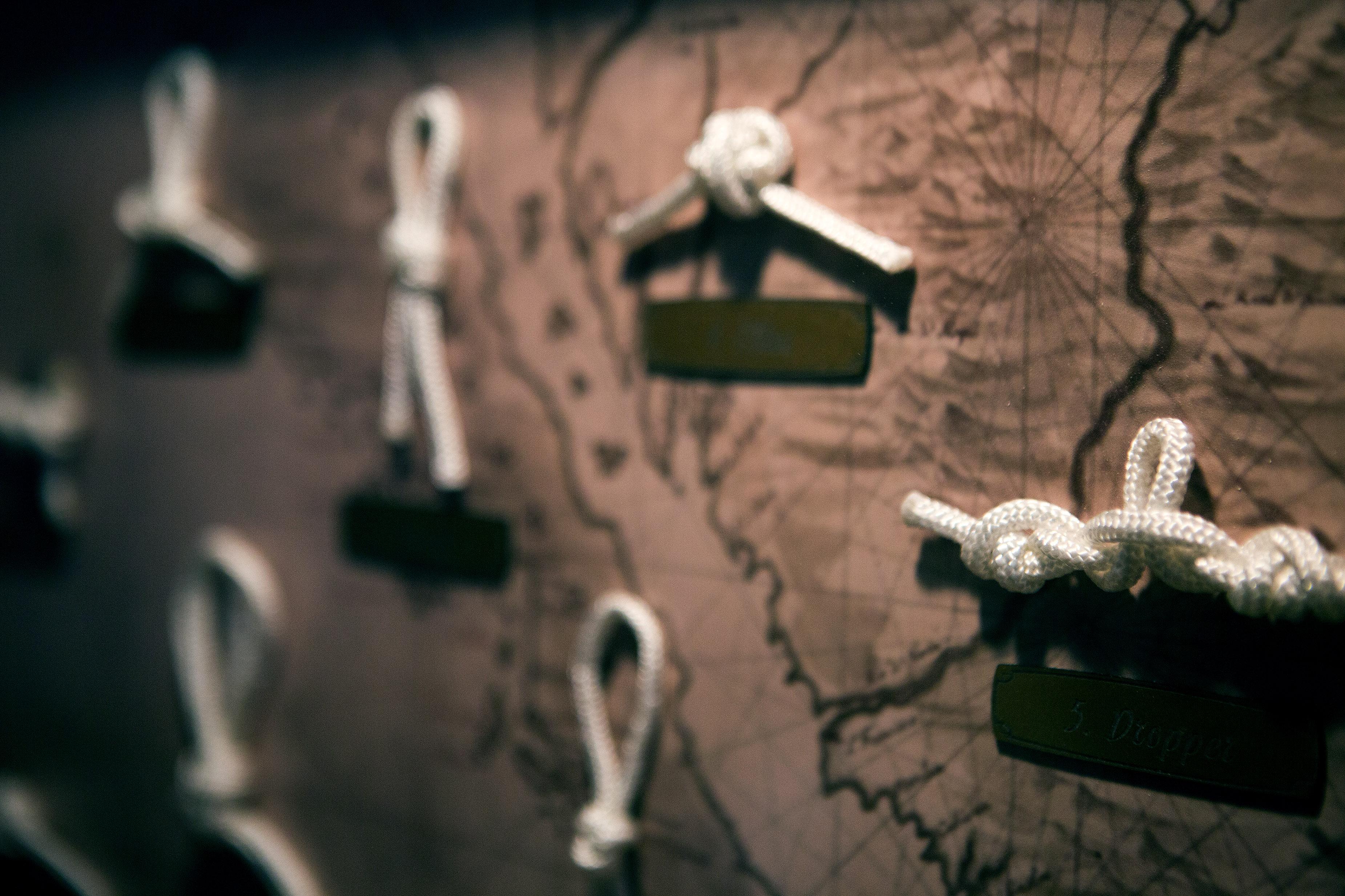 Die drei ??? und das Erbe des Geisterpiraten - Die drei Fragezeichen Escape Rooms Köln