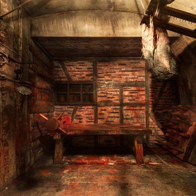 Der Henker – House of Tales Berlin