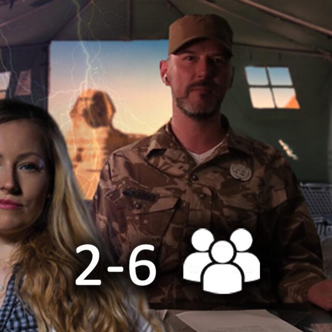 Operation Pussycat (Raum C) – Scienceraum – Escape Nienburg