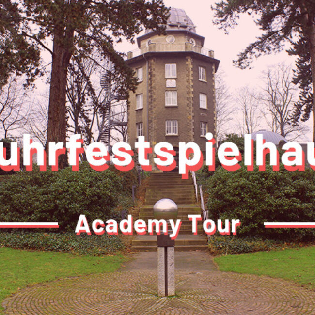 Sir Peter Morgan Rätsel Tour – Ruhrfestspielhaus Recklinghausen