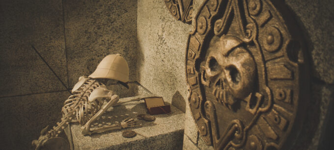 TEMPEL DER AZTEKEN – SNAP ESCAPE ROOMS Nürnberg