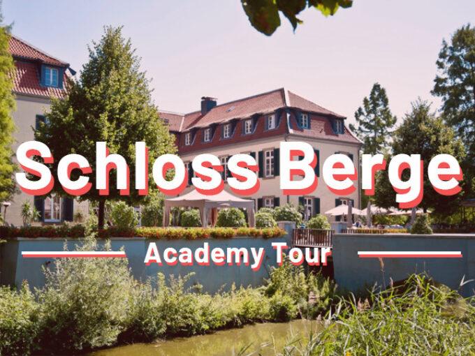 Schloss Berge Gelsenkirchen – Sir Peter Morgan Academy Tour