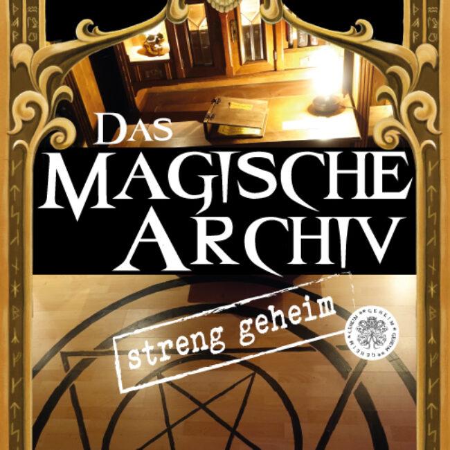 Das magische Archiv – Team X Köln