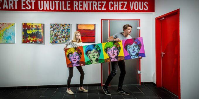 MUSEUM FÜR MODERNE KUNST – Claustrophobia Berlin