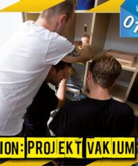 Projekt Vakium – Adventurebox Karlsruhe