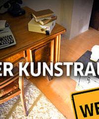 DER KUNSTRAUB – Raumrätsel Thüringen Weimar