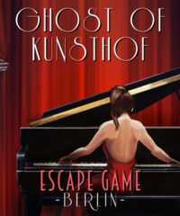 Ghost of KunstHof – Escapegame Berlin