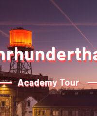 Sir Peter Morgan Academy Tour Jahrhunderthalle Bochum