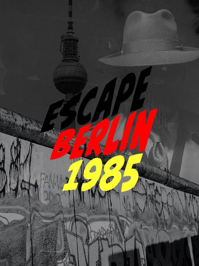 Outdoor Escape Game – Escape Berlin 1985 Berlin