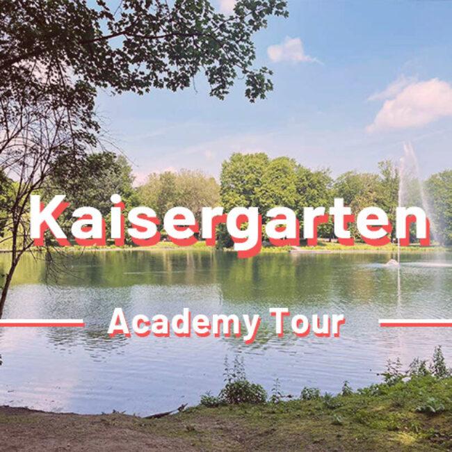 Sir Peter Morgan – Kaisergarten Oberhausen Rätseltour