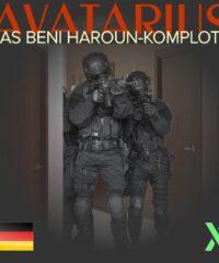 Avatarius: Das Beni Haroun-Komplott