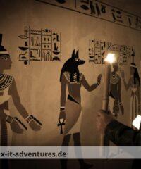 Der Fluch der Mumie – X-it-ADVENTURES Bielefeld