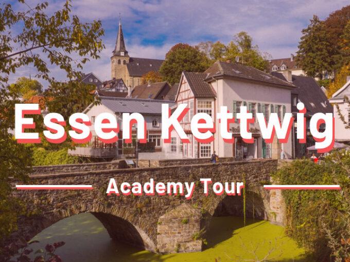 Sir Peter Morgan Rätsel Tour – Altstadt Essen Kettwig