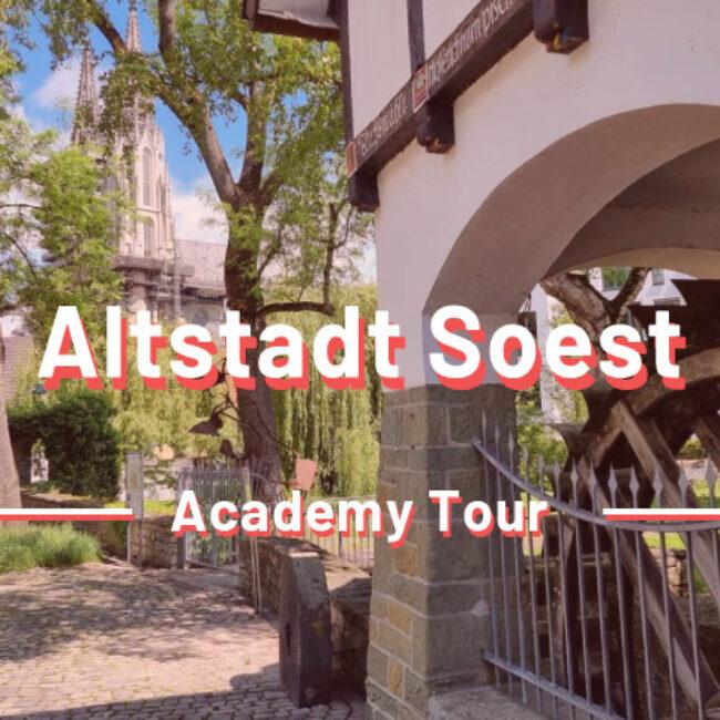 Sir Peter Morgan – Historische Altstadt Soest Rätseltour