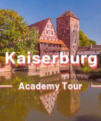 Kaiserburg Nürnberg Rätseltour Sir Peter Morgan