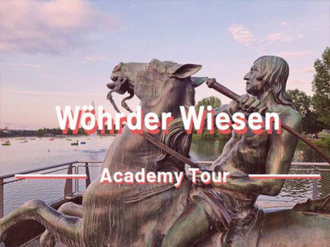 Wöhrder See Nürnberg Rätseltour – Sir Peter Morgan