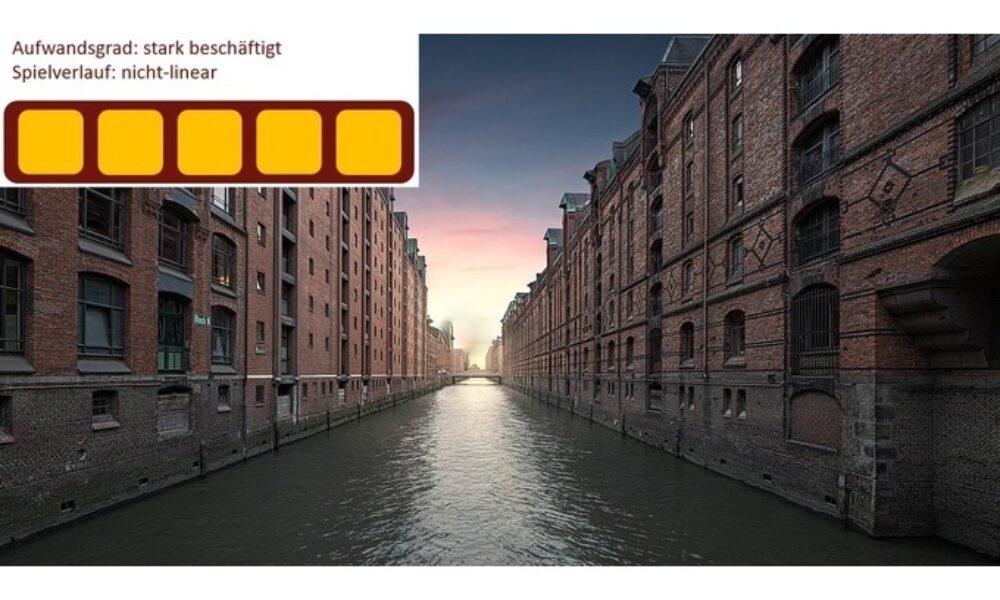 Das Kontor in der Speicherstadt - Hamburg Escape