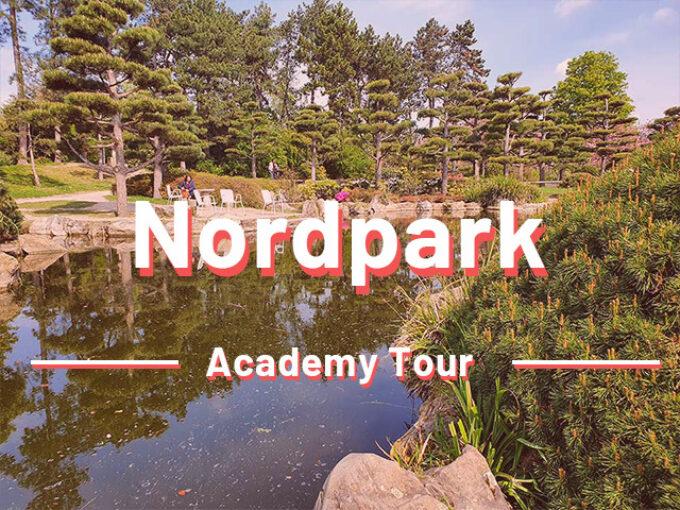 Sir Peter Morgan – Düsseldorf Nordpark und Japanischer Garten Rätseltour
