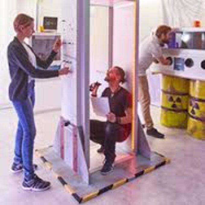 Die Zeitmaschine – Adventurebox Münster